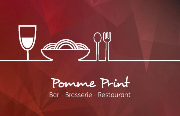 Impression Carte De Visite Pour Restaurateur